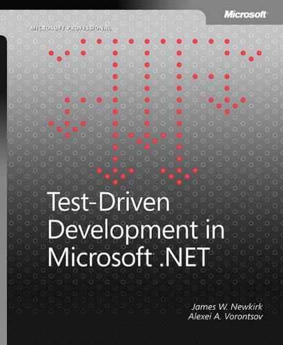 Test-Driven Development in Microsoft® .NET (Developer Reference)