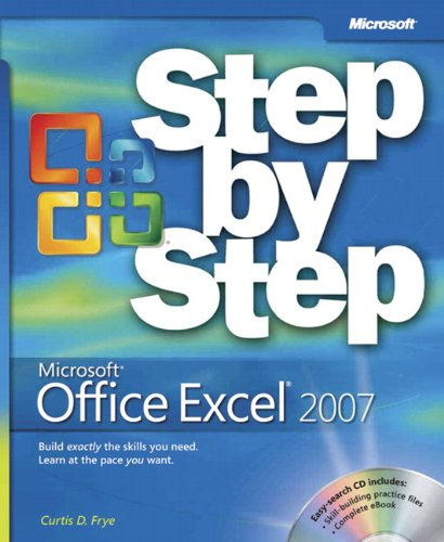 Microsoft Office Excel 2007 Step by Step - Curtis Frye