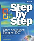Step-by-Step SharePoint Cover