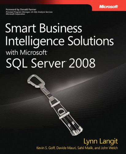 Smart Business Intelligence Solutions with Microsoft® SQL Server® 2008 (PRO-Developer)