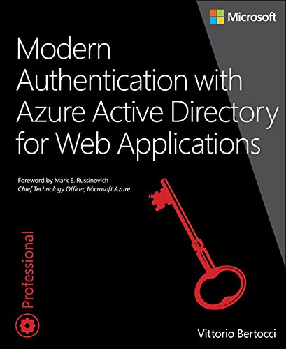 Pdf Modern Authentication With Azure Active Directory For Web