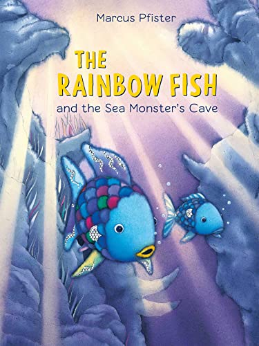 Children 39 s book review rainbow fish and the sea monsters for Rainbow fish children s book