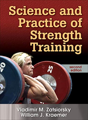 Science and Practice of Strength Training Book Cover Picture