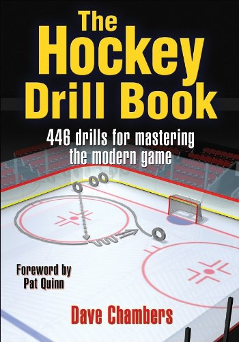 The Hockey Drill Book (The Drill Book Series) - Dave Chambers