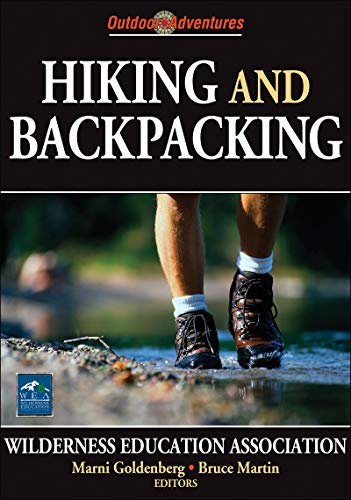 Hiking and Backpacking (Outdoor Adventures), Wilderness Education Association