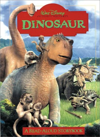 Dinosaur: A Read-Aloud Storybook (Read-Aloud Storybook) by Julie Michaels, et al (Hardcover)