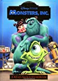 Monsters, Inc. Read Aloud Storybook (Monsters, Inc.) by Cathy Hapka, Disney Storybook Artists (Hardcover)