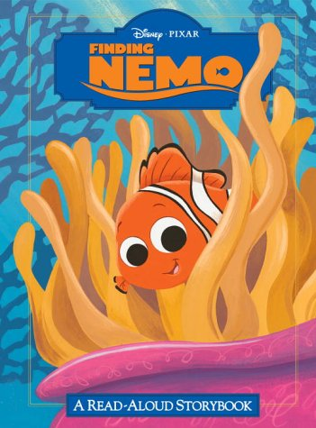 Finding Nemo: A Read-Aloud Storybook (Read-Aloud Storybook) by Random House Disney, Lisa Ann Marsoli (Hardcover)