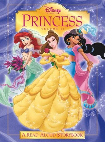 Disney Princess: Volume II (Read-Aloud Storybook) by FRANK BERRIOS (Hardcover)