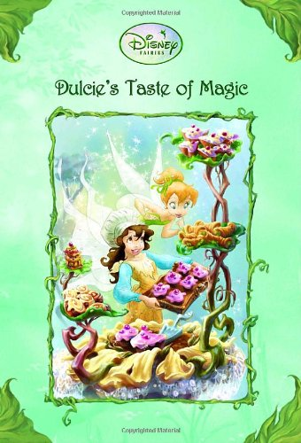 Dulcie's Taste of Magic (Disney Fairies), Herman, Gail