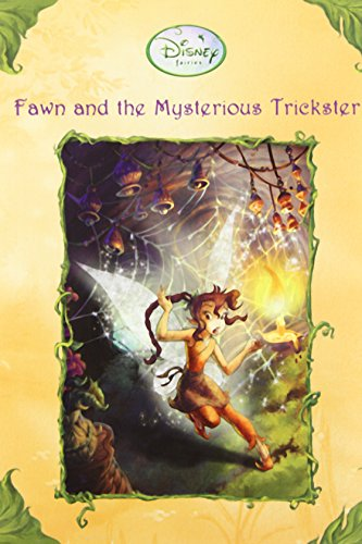 Fawn and the Mysterious Trickster (Disney Fairies) (A Stepping Stone Book(TM)), Driscoll, Laura