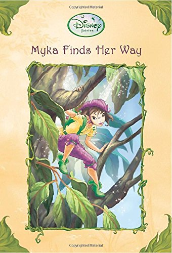 Myka Finds Her Way (Disney Fairies), Herman, Gail