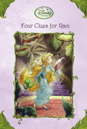 Four Clues for Rani (Disney Fairies) (A Stepping Stone Book(TM)), Daly, Catherine