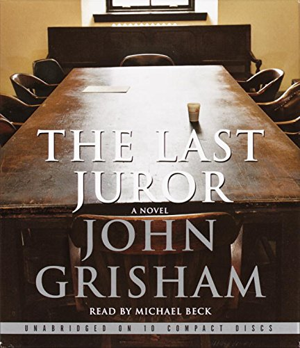 The Last Juror [AUDIOBOOK] (CD)