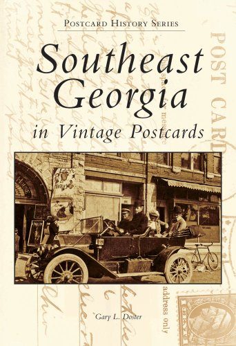 Southeast Georgia (Postcard History Series)