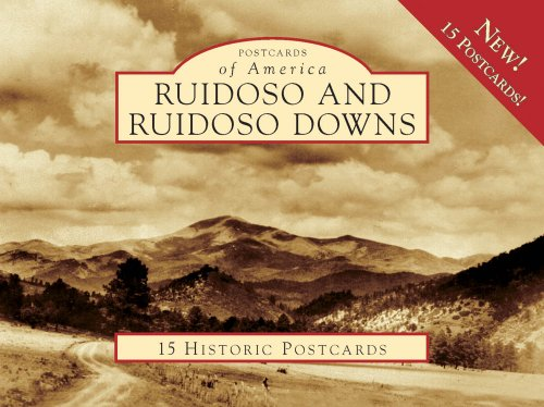 Ruidoso and Ruidoso Downs, New Mexico (Postcards of America Series)