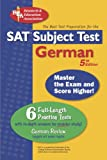 SAT ii German preparation book