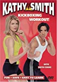 Kathy Smith - Kickboxing Workout - movie DVD cover picture