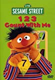 Sesame Street - 123 Count With Me - movie DVD cover picture