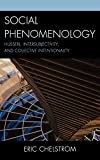 Social Phenomenology