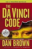 The Da Vinci Code [Large Print]