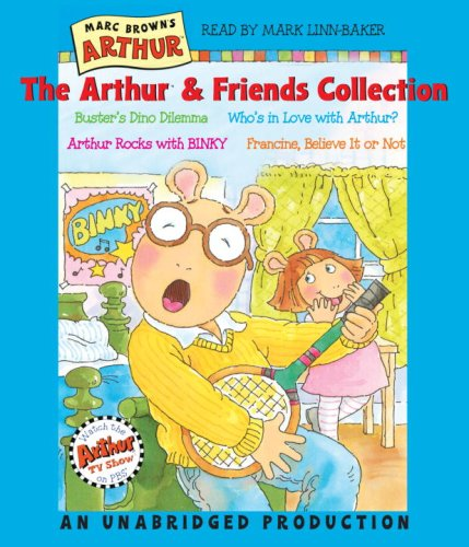 The Arthur & Friends Collection Buster