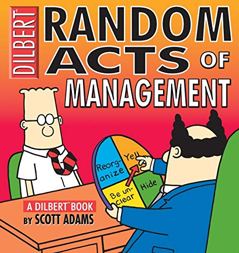 Random Acts Of Management:A Dilbert Book, Adams, Scott