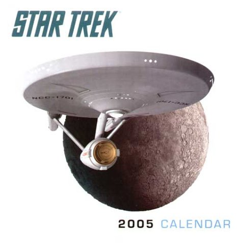 Star Trek : 2005 Wall Calendar
