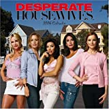 Desperate Housewives 2006 Calendar (WALL CALENDAR)
