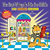 Buy Garfield: The Best Things in Life Are Edible 2011 Wall Calendar