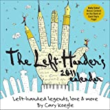 Buy The Left-Hander's: 2011 Day-to-Day Calendar