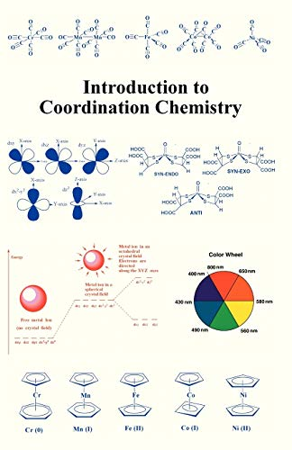 Introduction to Coordination Chemistry, Lisic Ph.D, Edward