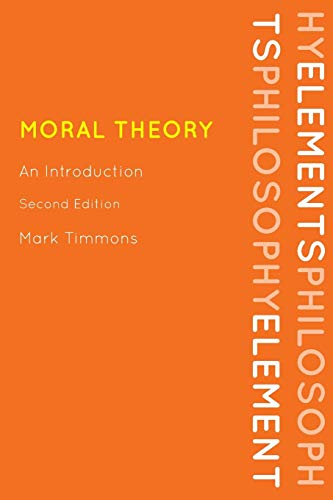 Moral Theory Book Cover Picture
