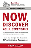 Buy Now, Discover Your Strengths from Amazon