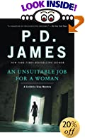 An Unsuitable Job for a Woman by  P.D. James (Author) (Paperback - April 2001)