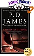 A Mind to Murder by  P. D. James (Paperback - May 2001)