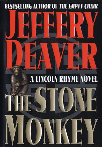 The Book Brothel   The Stone Monkey by Jeffery Deaver