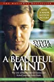 Cover Image of Beautiful Mind, A: The Life of Mathematical Genius and Nobel Laureate John Nash by Sylvia Nasar published by Touchstone Books