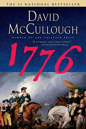 David McCullough 1776, by McCullough, David