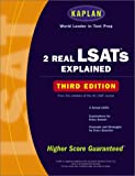 Kaplan 2 Real Lsats Explained