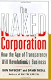 Book Cover: The Naked Corporation by David Ticoll