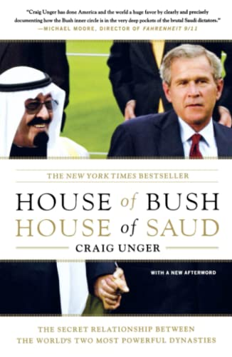 House of Bush, House of Saud Book Cover Picture