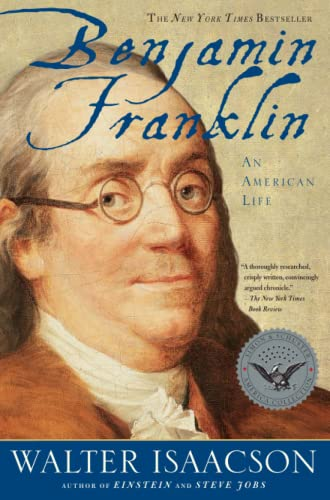 Benjamin Franklin Book Cover Picture