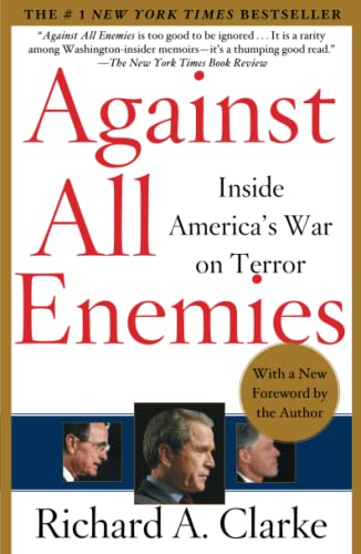 Against All Enemies Book Cover Picture