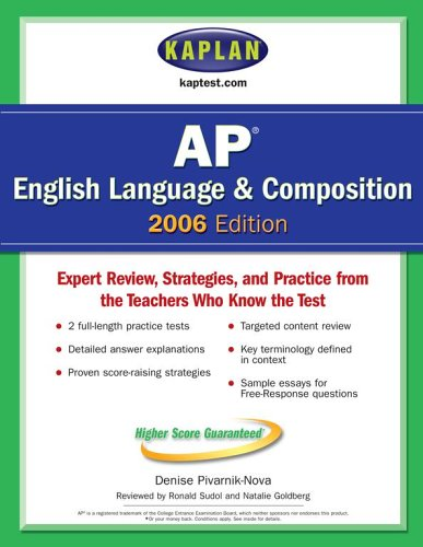 ap english language and composition essays 2006 The ap language and composition exam is scheduled for may 10, it is never too early to start preparing if you have any questions about the summer reading this essay was originally published in 2006 on text and community, a project of the english department of george mason university.