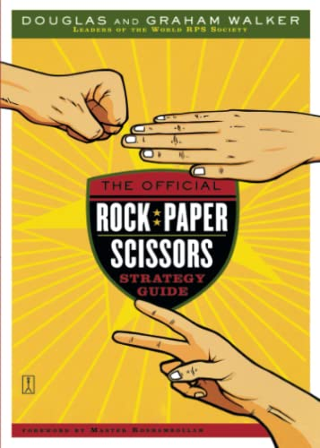 The official Rock, Paper Scissors Strategy Guide