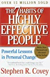 Book Cover: The 7 Habits Of Highly Effective People by Stephen R. Covey
