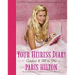 Your Heiress Diary : Confess It All to Me
