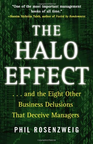 759. The Halo Effect: ..