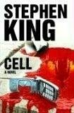 Cell by Stephen King book cover